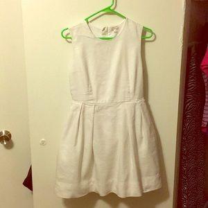 White Gap Dress
